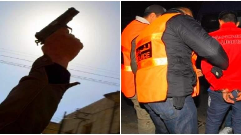 """الأمن ببني يطلق الرصاص في مواجهة """"مشرمل"""" ببني ملال"""