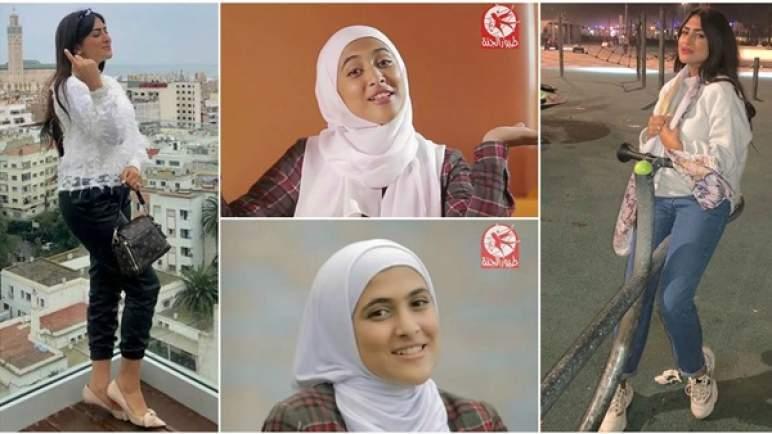 هكذا علقت مطربة «طيور الجنة» المغربية أمينة كرم على ضجة خلعها الحجاب