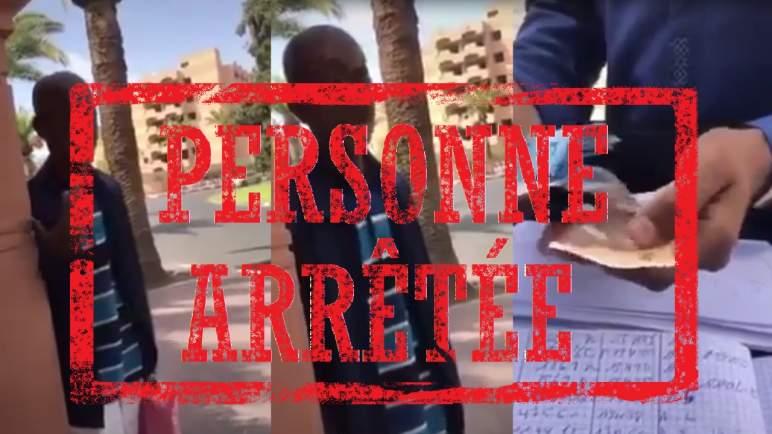 إيقاف صاحب فيديو الاستهزاء بمواطن فقير بمراكش وتحرير مذكرة بحث في حق شريكه