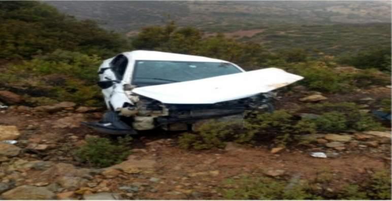 إصابة 6 مترشحين لاجتياز مباراة أساتذة التعاقد في حادثة سير بإقليم ازيلال