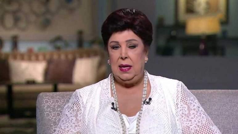 الممثلة المصرية رجاء الجداوي في وضع صحي حرج