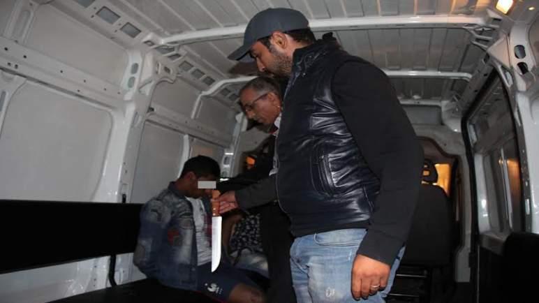 الخط 19 ينقذ رواد سوق شعبي بتمارة من بطش «مشرمل» مسلح