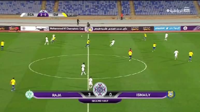 الرجاء إلى نهائي كأس محمد السادس للأندية العربية الأبطال